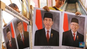 Heboh Pelantikan Jokowi Dimajukan Ini Fakta Sebenarnya