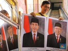KPU Tegaskan Pelantikan Jokowi-Ma'ruf Tetap 20 Oktober 2019