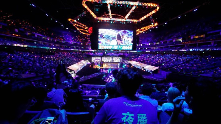 The International 2019 merupakan instalasi ke-9 dari turnamen tahunan eSports Dota 2 terbesar di dunia.