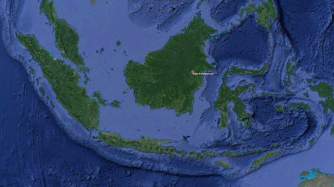 BNPB: Ada Potensi Banjir dan Tsunami di Ibu Kota Baru