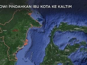 Mengenal Samboja dan Sepaku, Lokasi Ibu Kota Baru di Kaltim