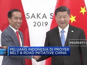 Indonesia Ambil Bagian di Proyek Ambisius China