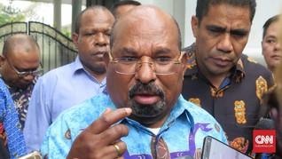 Gubernur Ajak Warga Doa dan Puasa untuk Sejukkan Papua