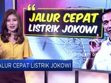Jalur Cepat Listrik Jokowi