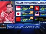 Dubes Djauhari : Indonesia Punya Daya Tawar dengan China