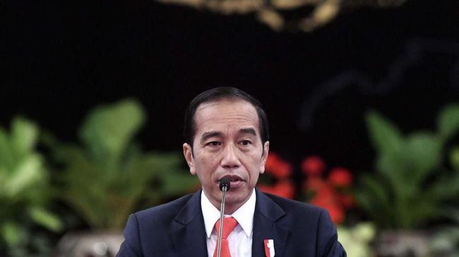 Jokowi Bersuara: Jangan Ragukan Komitmen Saya Jaga Demokrasi - CNN Indonesia