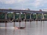Terpanjang Ketiga RI, Ini Penampakan Jembatan Tayan Rp 802 M