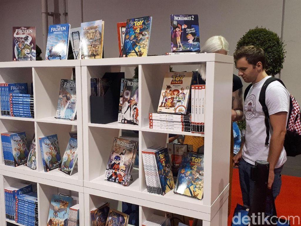 Melihat Deretan Komik Disney di D23 Expo