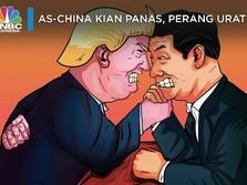 Kian Memanas, AS-China Perang Urat Saraf