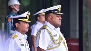 Kasal Fiji Kunjungi Indonesia Jajaki Pembelian Kapal