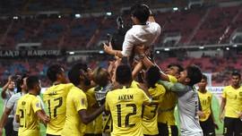 Jelang Lawan Indonesia, Pelatih Malaysia Larang Pemain Bicara