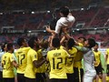 Jelang Lawan Indonesia, Tempo Permainan Malaysia Bermasalah
