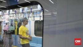 Pemprov Anjurkan Warga Naik MRT ke Jakarta Muharram Festival