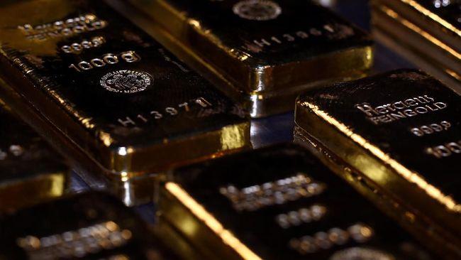 ANTM Ini Pemicu Harga Emas Dunia & Emas Antam Meroket Pekan Ini