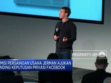 Otoritas Jerman Ajukan Banding Terkait Pelanggaran Facebook