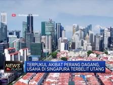 Utang Jatuh Tempo Korporasi Singapura Capai SGD 12 Miliar