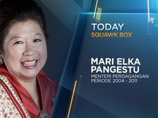 LIVE! Mari Elka Pangestu Bicara Perang Dagang AS-China