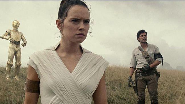 Karakter Misterius dalam Trailer 'Star Wars: Episode IX'