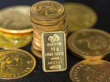 Usai Cetak Rekor Tertinggi 7 Tahun Harga Emas Turun, Ada Apa?
