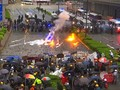 VIDEO: Kecam Kekerasan, Pemimpin Hong Kong Ajak Pedemo Dialog