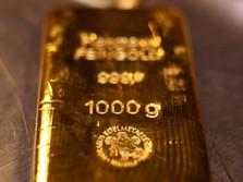Global Galau, Harga Emas Antam Menuju Rp 770.000/gram