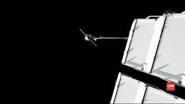 VIDEO: Robot Humanoid Rusia Berhasil Mendarat di ISS
