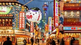 Pertumbuhan Ekonomi Jepang Kuartal II Melesu Jadi 1,3 Persen