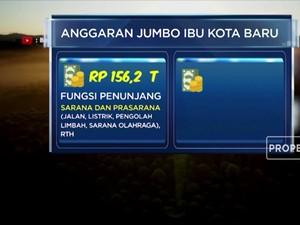 Ambisi Jokowi Pindah Ibu Kota