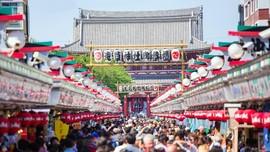 Jepang Bangun Stasiun Kereta Baru demi Olimpiade Tokyo