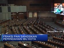 Belum Berdasar Hukum, Fraksi PAN Sangsikan Ibu Kota Pindah