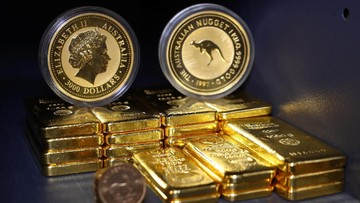 Harga Emas Dunia Sepekan Masih Drop 0,5%, Apa Pemicunya?