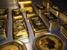 AS-China Terindikasi Belum Deal, Harga Emas Balik Menguat