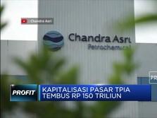 Market Cap Chandra Asri Tembus Rp 150 Triliun