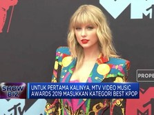 Taylor Swift Dominasi MTV Video Music Awards 2019