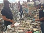 Tega! Impor Sampah RI 'Disusupi' Bekas Infus Hingga Pamper