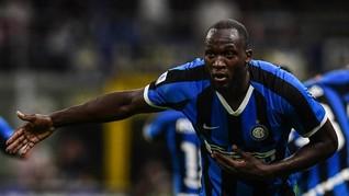 MU Harus Bayar Harga Lepas Lukaku ke Inter