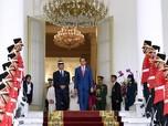 Jokowi Temui Raja Malaysia: Bersatu Lawan Diskriminasi Sawit