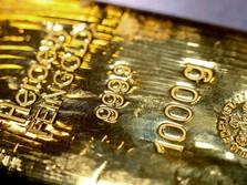 Positifnya Inflasi AS Jegal Upaya Penguatan Emas
