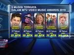 MTV VMA 2019 Dihiasi Penampilan Musisi Berpenghasilan Tinggi