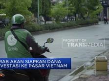 Saingi Gojek, Grab Siap Ekspansi ke Pasar Vietnam