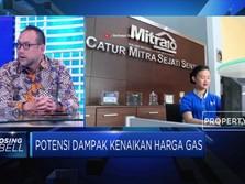 Kadin : PGN Tidak Perlu Menaikan Harga Gas Industri