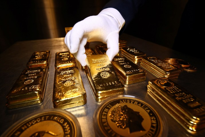 Jika pada bulan September 2011 harga emas mencapai rekor tertinggi sepanjang masa, pada September ini emas mencapai rekor tertinggi 2019 di level US$ 1.557