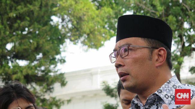 Ridwan Kamil: 90 Persen Warga Tamansari Dukung Penertiban