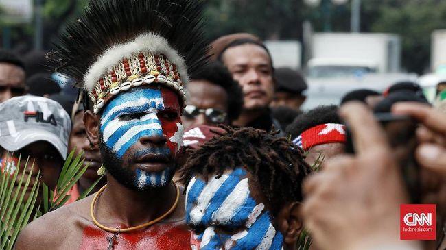 Polisi Amankan 20 Orang di Merauke, Diduga Ajak Demo Papua