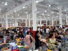 Penjualan Ritel Anjlok Nyaris 17%, RI Hampir Pasti Kontraksi