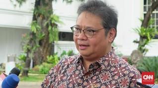 Airlangga Sebut Omnibus Law Bisa Geser Investasi ke Daerah