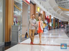 Wah! Saham Pemilik Pondok Indah Mall Diborong Asing, Ada Apa?