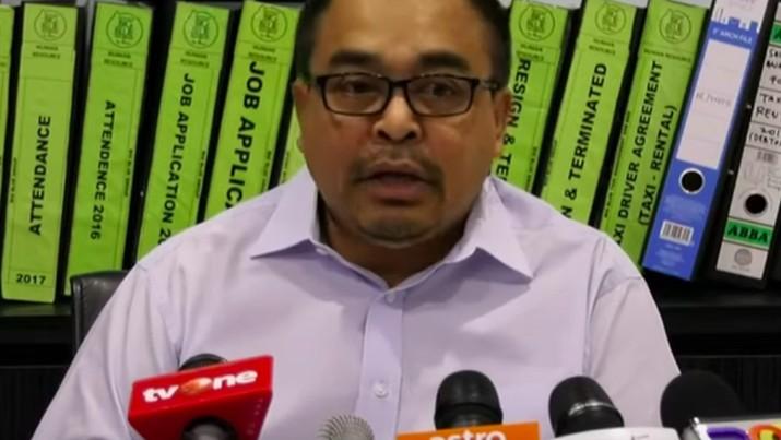 Pendiri dan CEO Big Blue Taxi Shamsubahrin Ismail meminta maaf kepada publik setelah pernyataan soal Indonesia miskin.