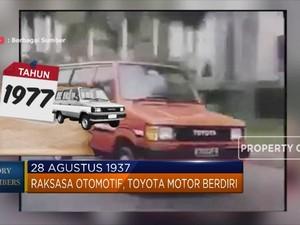Lahirnya Raksasa Otomotif, Toyota Motor Corporation