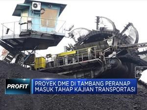 Ekspansi Hilirasi Batu Bara PT Bukit Asam